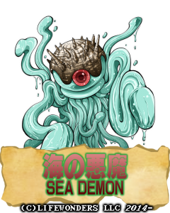 Sea Demon